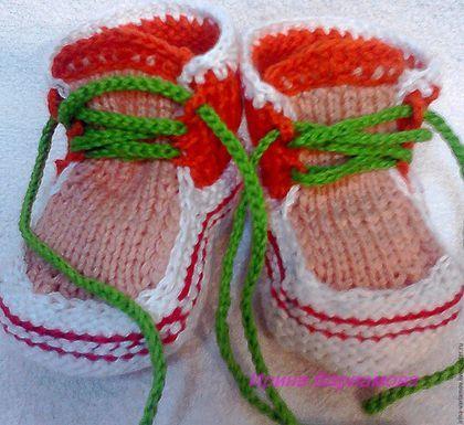 пинетки вязаные, пинетки для девочки, пинетки крючком, пинетки для новорожденных, вяжем пинетки, как связать, пинетки для малыша, подарок своими руками, на выписку, пинетки, вязание для детей, вязание спицами, для детей, ручное вязание, сделано с любовью, сделаю на заказ